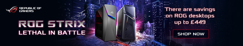 asus gaming pc, free games offer banner.